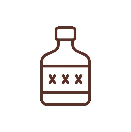 Gelatine ai liquori